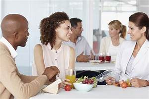 3 Reasons to Eat Lunch With Your Co-Workers | Careers | US ...