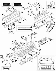 Parts For Jaguar Xj6 And Daimler Sovereign  U2022 Cylinder Head