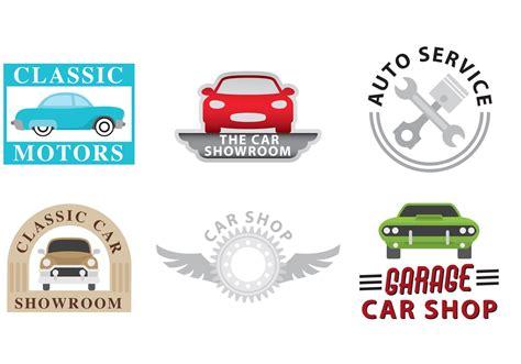 Car Dealership Logo Vectors