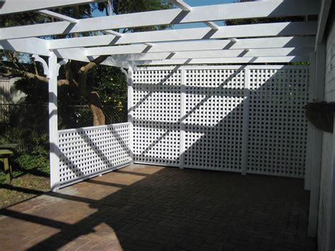 Lattice Designs For Decks