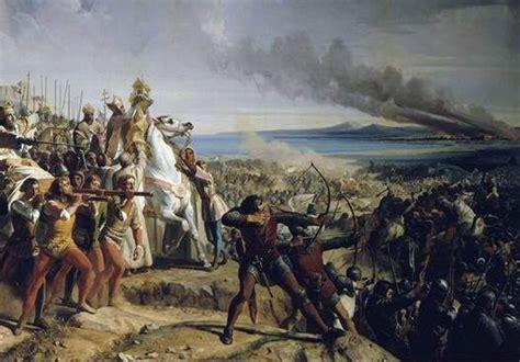 salamis the war battle of montgisard during the crusades