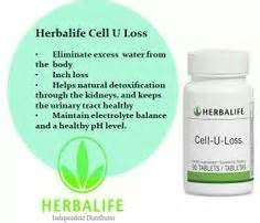 cell u loss celluloss herbalife