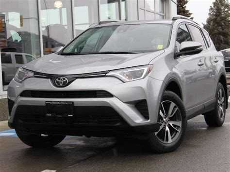 Popular related searches for toyota rav 4 for sale. Mercedes-Benz Kamloops | Pre-owned 2018 Toyota RAV4 AWD LE ...