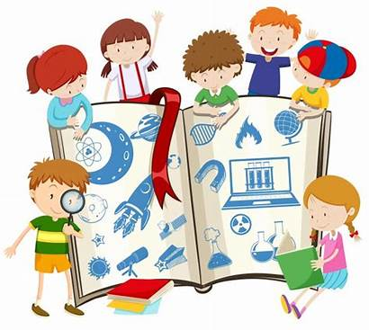 Freepik Science Children Illustration Vector