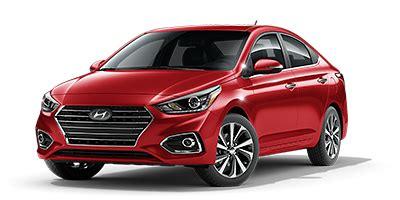 Vermont Hyundai by 2018 Hyundai Accent Models Se Vs Sel Vs Limited