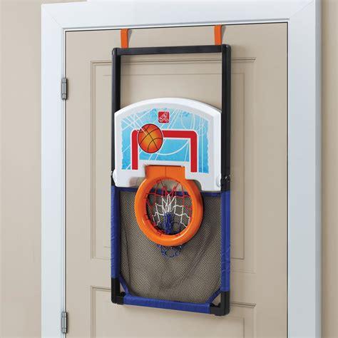 the door basketball hoop floor to door basketball sports step2