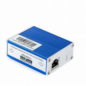 10    100    1000m Ethernet Surge Protector  Industrial