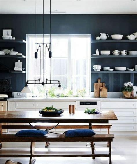 id馥s peinture cuisine couleur bleu petrole peinture maison design bahbe com
