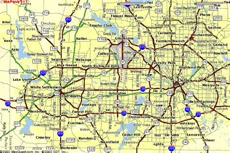 awesome dallas fort worth map travelquaz pinterest
