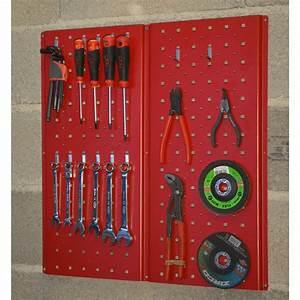 Panneau Perforé Décoratif : panneau perfor porte outils axone spadone ~ Preciouscoupons.com Idées de Décoration
