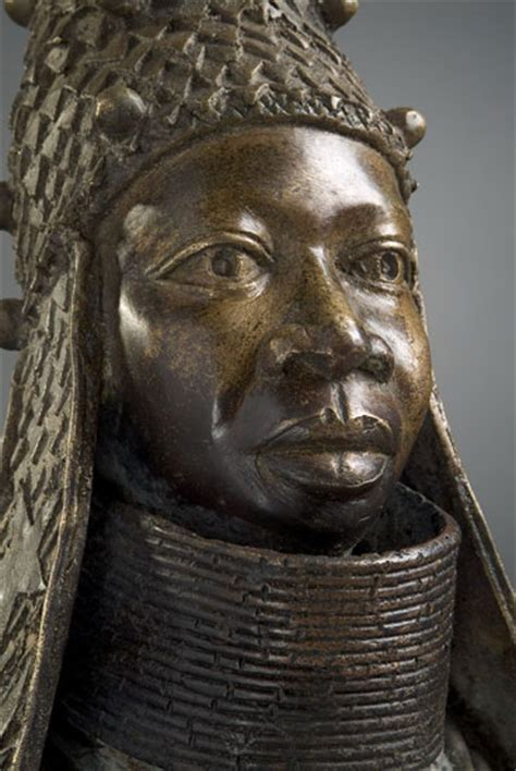 the of power the power of bronze sculpture of west africa