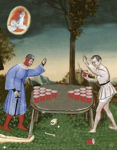Gifs Scorpion Renaissance Beer Pong Dagger Medieval