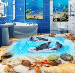top bathroom designs ultimate guide to epoxy 3d flooring and 30 3d bathroom