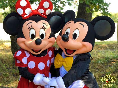 Mascotte Mickey Lyon Nous Donnons Du Rêve à Vos événements