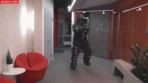 gif 193 rbol de navidad bailando el gangnam style gif 4206