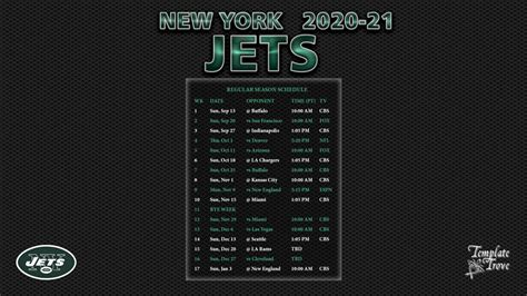 york jets wallpaper schedule