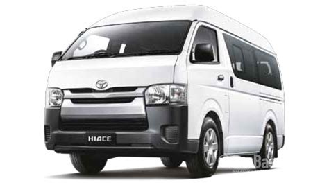 toyota hiace  malaysia reviews specs prices carbasemy