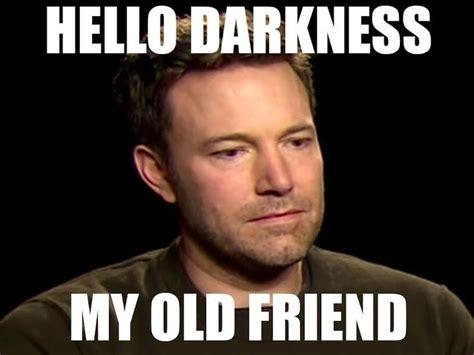 Ben Affleck Meme - the unbearable sadness of ben affleck ben affleck buzzfeed and memes