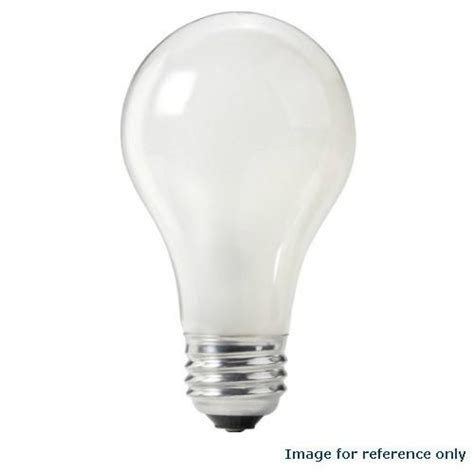 philips 60w 120v a shape a19 frosted incandescent 2