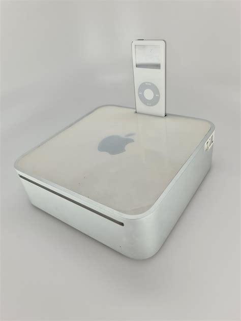 apple prototyped   gen mac mini   built  ipad nano dock