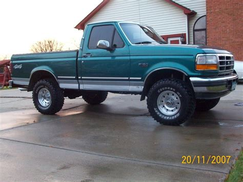 1996 Ford F 150 by 1996 Ford F 150 4x4 And Away We Go Ford