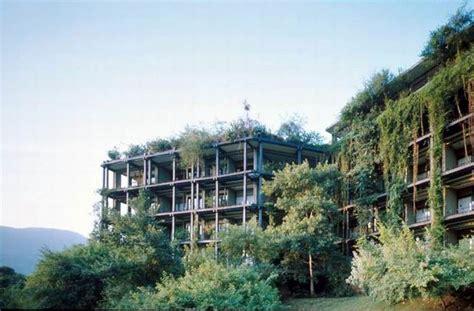 Kandalama Hotel Architectuul