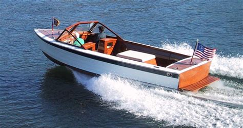 Wooden Utility Boat Plans by Classic Wooden Boats Made To Order