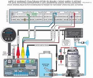 2004 Subaru Wrx Ignition Wiring Diagram