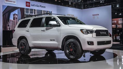 2020 Toyota Sequoia by 2020 Toyota Sequoia Trd Pro Chicago 2019 Photo Gallery