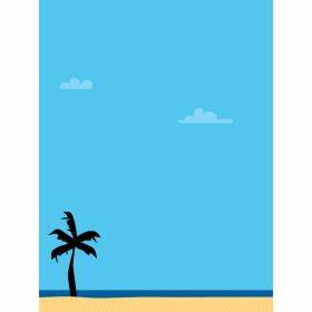Clipart Of Beach Scenes - ClipArt Best