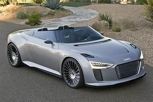 Audi E Tron : 2014 audi e tron spyder w video ~ Melissatoandfro.com Idées de Décoration