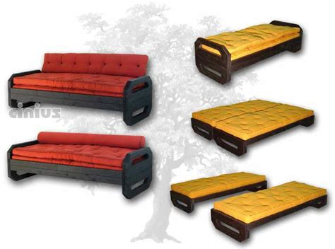 Bed-sofa Ops