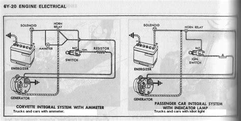 1970 Chevy Starter Wiring by Alternator Help The 1947 Present Chevrolet Gmc Truck