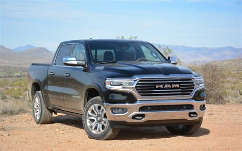 2019 Ram 1500 Where Truck Meets Luxury  The Car Guide
