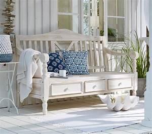 eine gartenbank ist nicht genug design mobel With französischer balkon mit sitzbank für den garten