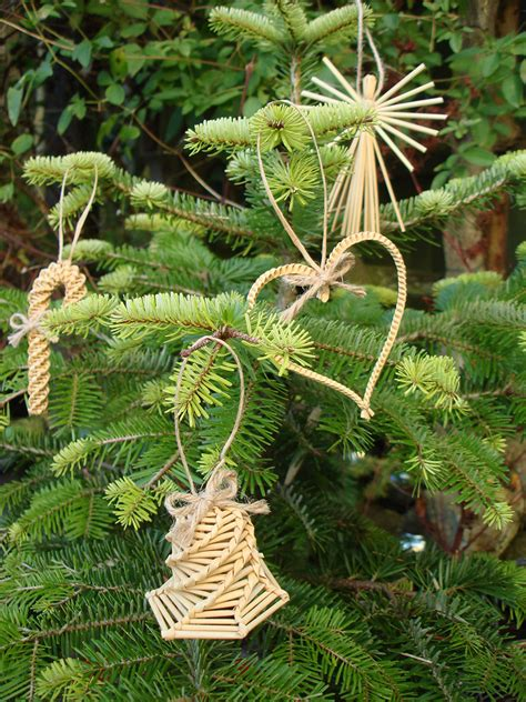 set  mini christmas decorations eco christmas