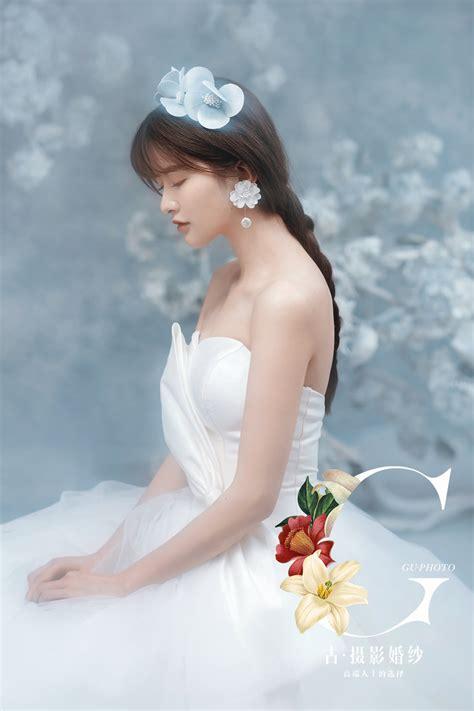 花的嫁衣 - 明星范 - 广州婚纱摄影-广州古摄影官网