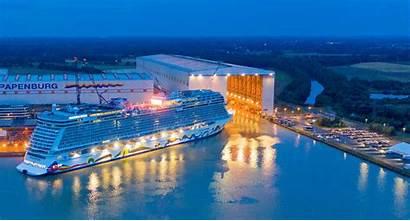 Encore Norwegian Cruise Line Meyer Werft Zobacz