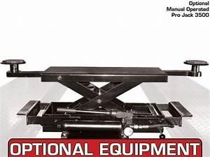 Atlas U00ae Garage Pro 8000 Ext Portable Hobbyist 8 000 Lbs