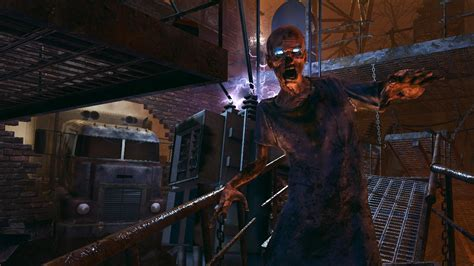Call Of Duty Black Ops 2 'zombies' Terrorize An Open