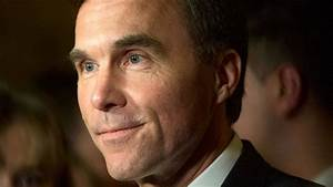 Bill Morneau, millionaire pension executive, appointed ...