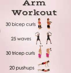 Easy Arm Workouts