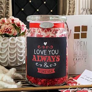 Jar Of Love Notes