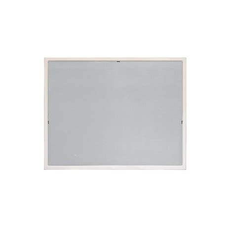 andersen        white aluminum awning insect screen   aluminum