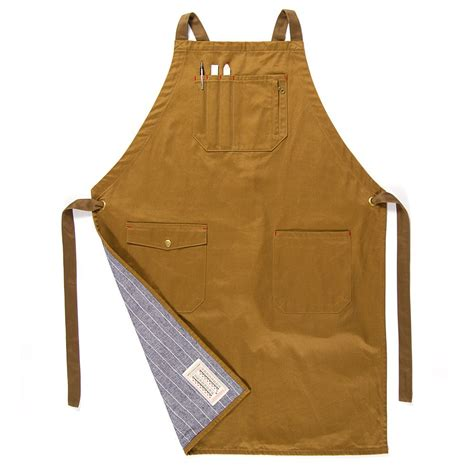 pin  isaac lubow  shop apron