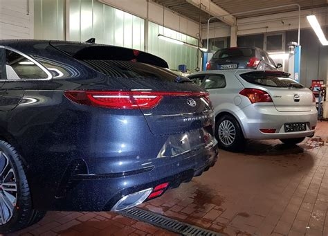 Kia Dealerships In Md by Kia Autohaus Vogel Magdeburg Home