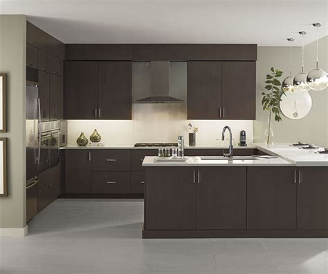 Wenge Kitchen Cabinets   Omega Cabinetry