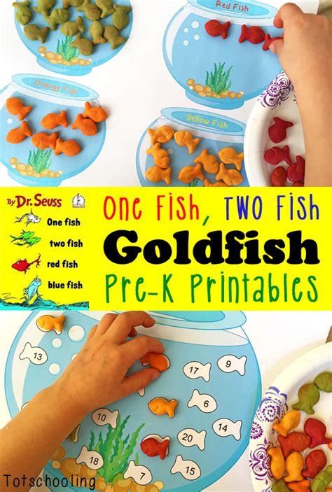 goldfish printables for preschoolers totschooling 428   cover