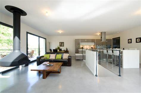 salon cuisine design salon design et minimaliste
