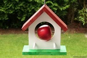 Bauanleitung Für Vogelhaus : bauanleitung vogel futterhaus bauplan bei westfalia ~ Michelbontemps.com Haus und Dekorationen